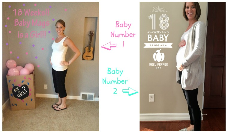 18 weeks compared